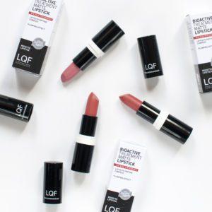 DRUANTIA Liquidflora lipsticks