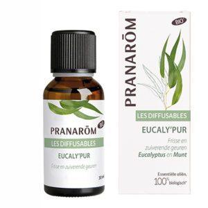 Pranarôm aromamengeling eucaly'pur