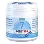 Denttabs tandenpoets tabletten zonder fluoride