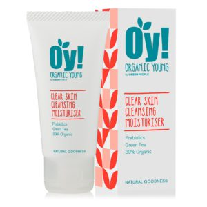 Green People Oy! clear skin hydraterende fluide