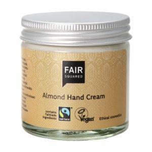 Fair Squared handcrème amandel