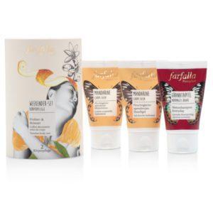 Farfalla Weekend Set lichaamsverzorging