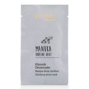 Farfalla Manuka zuiverend detox masker