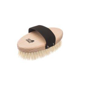 Kost Kamm houten massageborstel