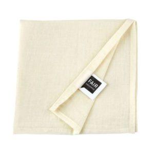 Fair Squared katoenen zakdoek