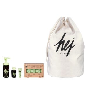 Hej Organics set The Sea Bag