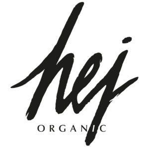 Hej Organics logo
