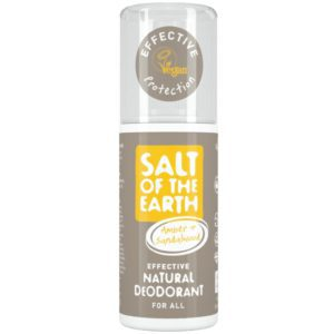 Salt of the Earth For All amber sandelhout deo spray