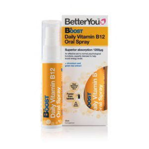 BetterYou Boost Vitamine B12