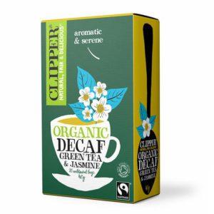 Clipper groene thee jasmijn