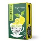 Clipper groene thee citroen