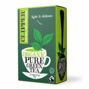 Clipper groene thee