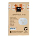 Fair Squared herbruikbaar gezichtsmasker katoen