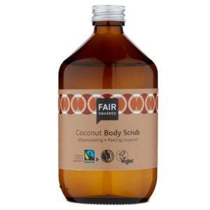 Fair Squared lichaamsscrub kokos