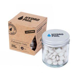 Hydrophil tandpasta tabletten munt citroen