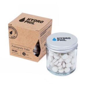 Hydrophil tandpasta tabletten salie