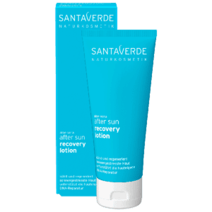 Santaverde after sun lotion