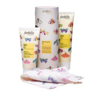 Farfalla Baby geschenkset