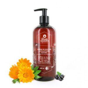 Beauty Garden douchecrème shampoo
