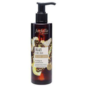 Farfalla volume shampoo gember