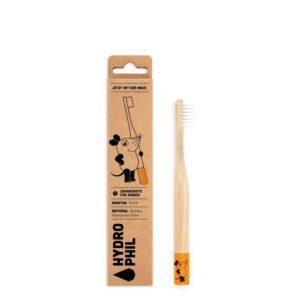 Hydrophil bamboe tandenborstel kind
