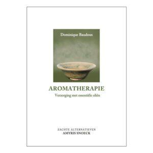 Aromatherapie verzorging met etherische oliën