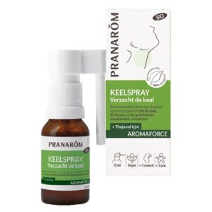 Pranarôm Aromaforce keelspray