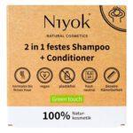 Niyok Green Touch shampoo en conditioner 2-in-1