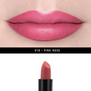 Liquidflora lippenstift 18 pink rose