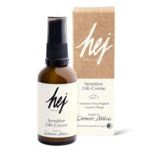 Hej Organic sensitive 24u dag- en nachtcrème