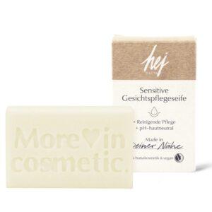Hej Organic sensitive zeep-zonder-zeep