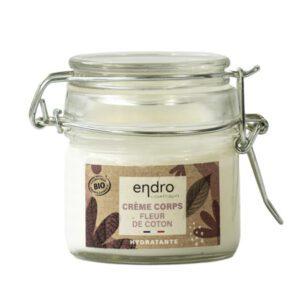 Endro body crème katoenbloesems