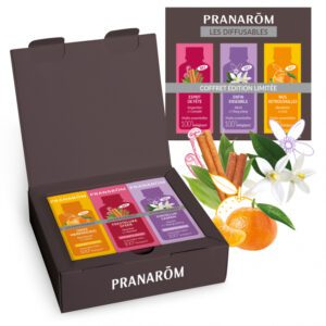 Pranarôm aromamengeling gift box